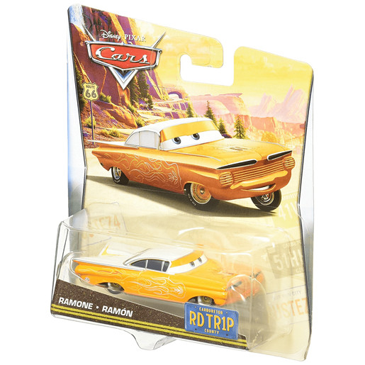 Disney Pixar Cars Road Trip - Ramone