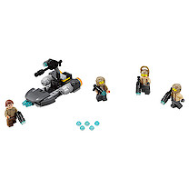 Lego Star Wars The Force Awakens Resistance Trooper Battle Pack - 75131
