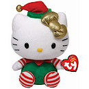 Hello Kitty Christmas Beanie
