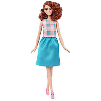 Barbie Fashionistas Doll - Terrific Teal