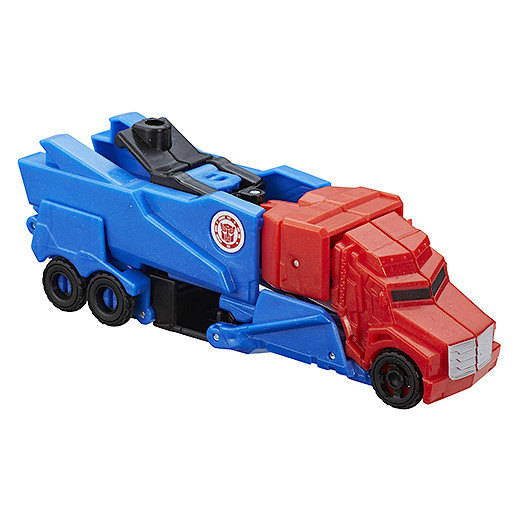 Transformers Robots In Disguise OneStep ChangersOptimus Prime