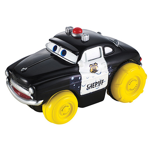 Disney Pixar Cars Hydrowheels Vehicle  Sheriff