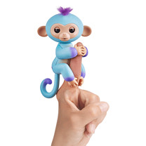 Fingerling Two Tone Monkey - Ava