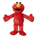 The Furchester Hotel Talking Elmo Soft Toy