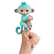 Fingerling Two Tone Monkey - Eddie