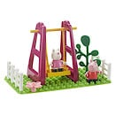 Peppa Pig Playground Swing Construction Set