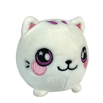 Animagic Plush Squishamals - White Cat