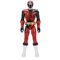 Power Ranger Super Ninja Steel 30 cm Red Ranger