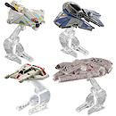 Hot Wheels Star Wars Die-cast vehicle 4 Pack - Hero Starship