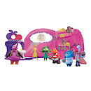 Inside Out Head Quarters Playset