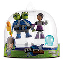 Disney Miles From Tomorrow Two Figure Pack - Watson & Crick & Phoebe