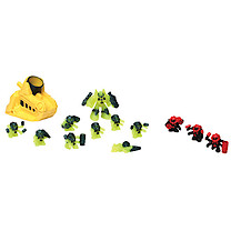Atomicron Deluxe Army Uranium Atom Army Pack