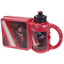 Star Wars The Force Awakens Sandwich Box and Bottle Combo