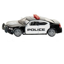Die-Cast 1:87 U.S. Patrol Car