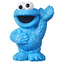 Playskool Sesame Street The Furchester Hotel Cookie Monster Figure