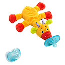Bright Starts Cosy Coos Deluxe Giraffe Pacifier