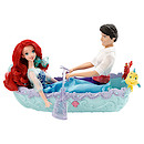 Disney Princess The Little Mermaid Lagoon Dolls Gift Set