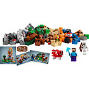 Lego Minecraft Creative Crafting Box (518 Pieces) - 21116