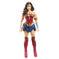 Justice League True Moves Wonder Woman Figure