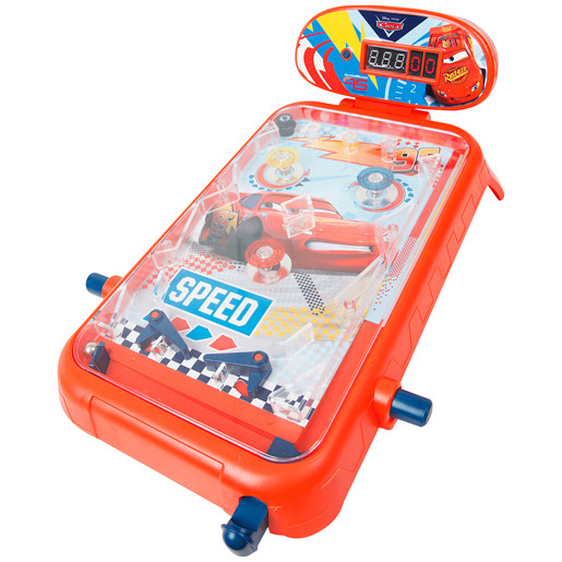 Disney Cars Pinball Game