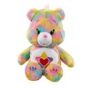 Care Bears Medium Soft Toy with DVD - True Heart