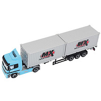 Friction Trailer Container Truck