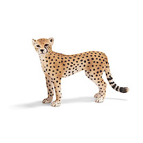 Schleich Female Cheetah Figure