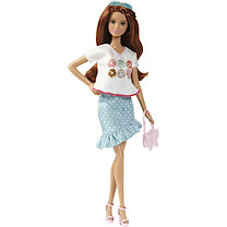 Barbie Fashionistas Doll - Donut Top