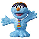 Playskool Sesame Street The Furchester Hotel Furgus Figure