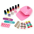 Create It! Nail Salon Kit