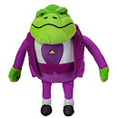 Danger Mouse Soft Toy - Baron Greenback