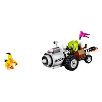 LEGO The Angry Birds Movie Piggy Car Escape - 75821