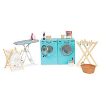 Our Generation Tumble and Spin Laundry Play Set