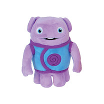Home - Purple Oh Soft Toy