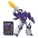 Transformers Generations Titans Return Voyager Class Figure - Nucleon & Galvatron