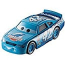 Disney Pixar Cars 3 Checklanes Vehicle - Cal Weathers