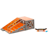 Hexbug Tony Hawk Circuit Boards - Stairs And Rails with Skateboard