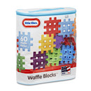 Little Tikes Waffle Blocks 60 pc Bag