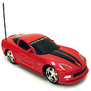 Street Players Chevrolet Corvette Remote Control Car