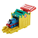 Thomas and Friends Take-n-Play Portable Railway Die-Cast Speedy Launching Thomas