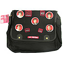 One Direction Canvas Messenger Bag