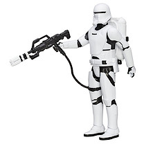 Star Wars The Force Awakens 30cm Deluxe First Order Flametrooper Figure