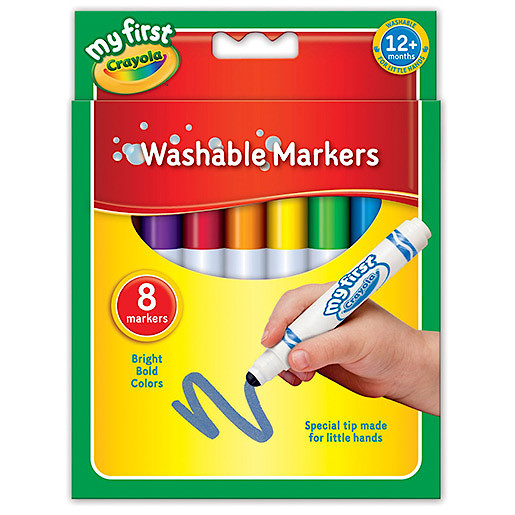 Crayola My First Washable Markers