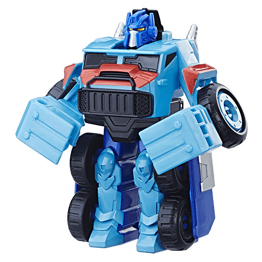 Playskool Transformers Rescue Bots 13cm Figure - Blue Optimus Prime
