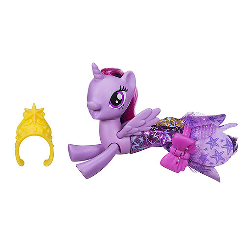 My Little Pony: The Movie Princess Twilight Sparkle Land & Sea Fashion Styles