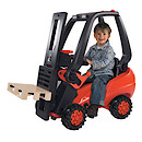 Smoby Forklift Truck