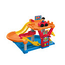 Fisher-Price Little People Rollin' Ramps Garage