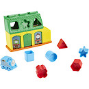 Fisher-Price My First Thomas - Tidmouth Sheds Shape Sorter