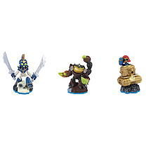 Skylanders Swap Force Triple Figure Pack - Sprocket, Chop Chop & Scorp
