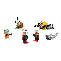 Lego City Deep Sea Starter Set - 60091